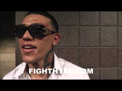 """GABRIEL ROSADO ON CONTROVERSIAL LOSS TO J'LEON LOVE: """"EVERYBODY KNOWS WHO REALLY WON THE FIGHT"""""""