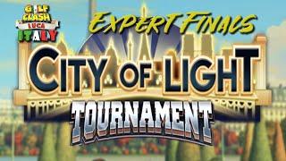 Golf Clash Livestream - Expert Finals - Luca ( -32, -25 )