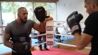 MMA Fighter - Kickboxen - Ringen - K1- Muhammad Abdallah Teil 3