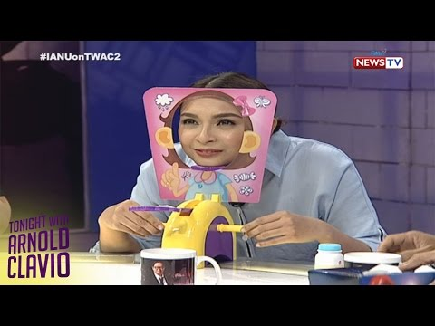 Tonight with Arnold Clavio: Ika-6 na Utos stars sa Pie Face Challenge