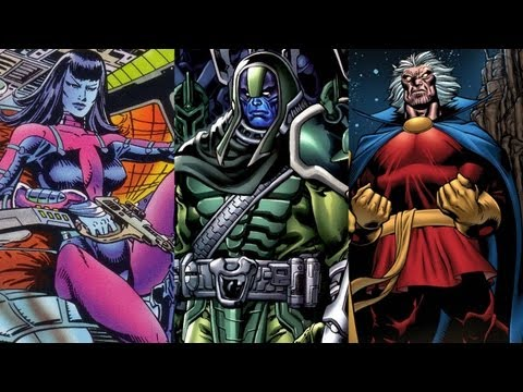 'Guardians of the Galaxy' Roles Confirmed