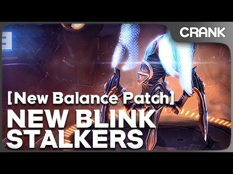 New Blink Stalker w/ Colossus [New Balance Change] – Crank's variety StarCraft 2