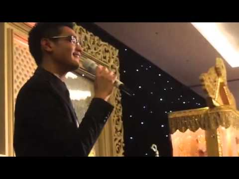 Afgan - Bukan Cinta Biasa (Private Wedding @ Makassar)