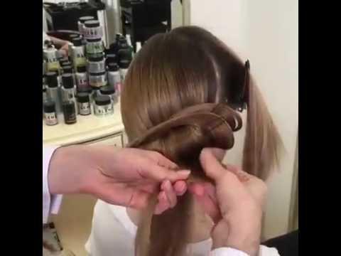 Peinado Espiral Galactico Youtube