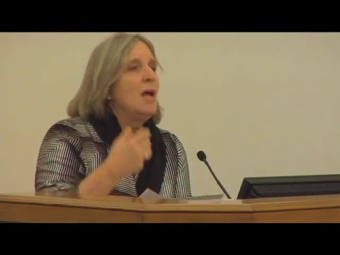 2015 Denise Levertov Conference Plenary: Mary Gordon