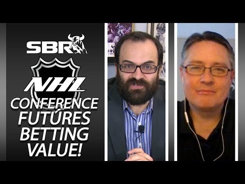 NHL Futures Odds: Playoffs In The Eastern And Western Conferences
