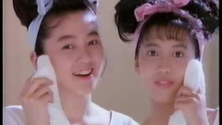 渡辺満里奈 ・ 中野理絵 1991.