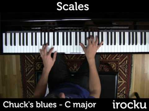 Blues Piano Lesson - Chuck Leavell