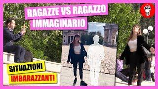 Ragazze con il Ragazzo Immaginario - [Candid Camera] - theShow