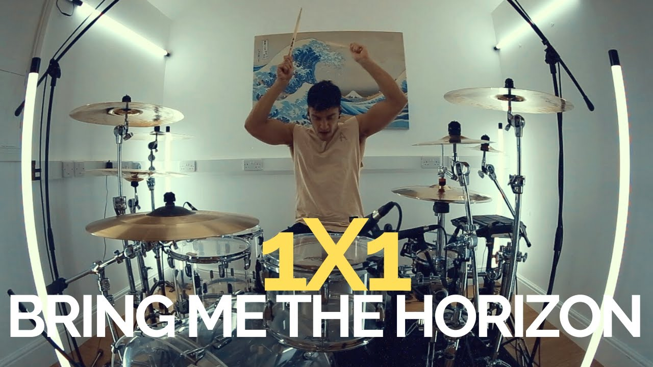 Download 1x1 - Bring Me The Horizon - Drum Cover