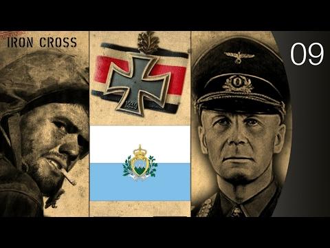 Iron Cross - Is San Marino playable? (09 - Finale)