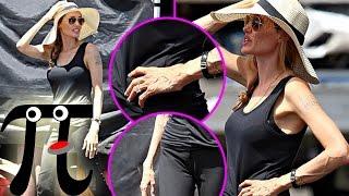 10 Голливудских Звезд, Которые Изуродовали Себя Похудением