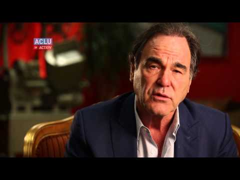 Oliver Stone on NSA Spying