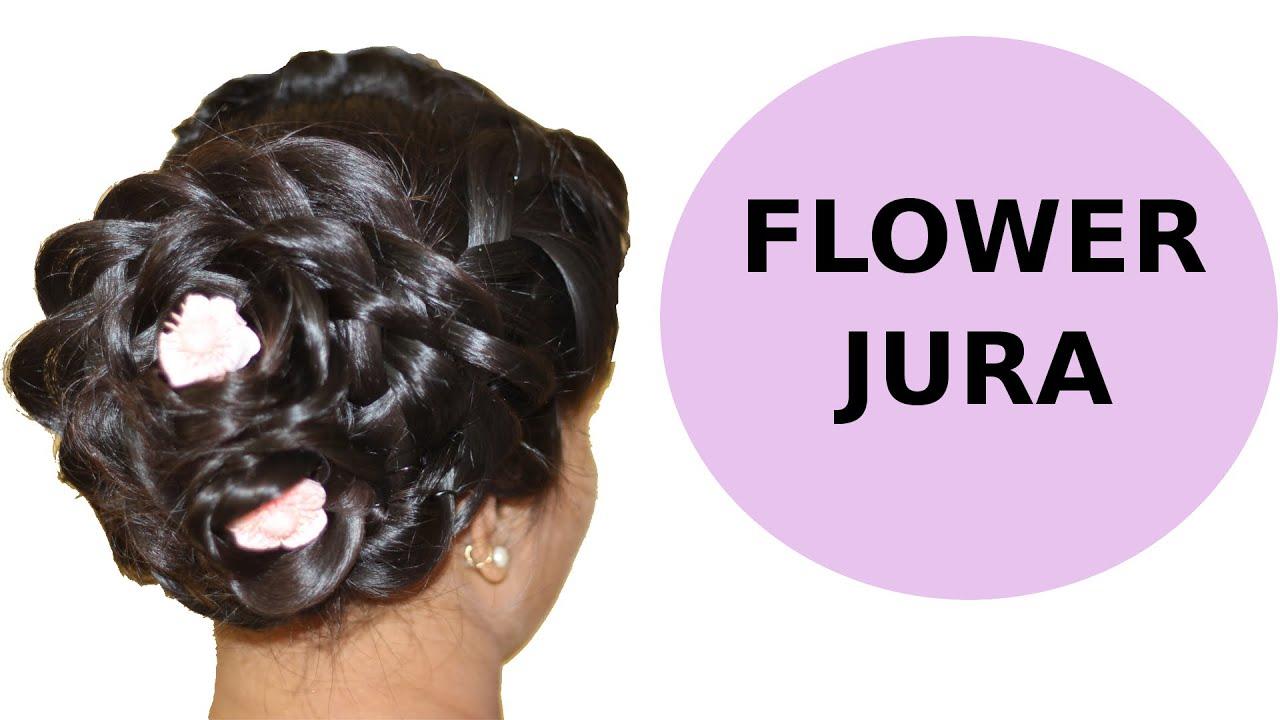 Hairstyle Flower Jura