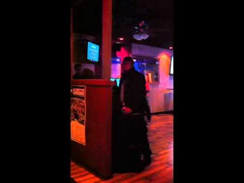 Man in the box karaoke with Team Cummins!