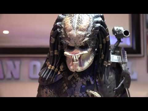 Predator Jungle Hunter Maquette by Sideshow Collectibles Exclusive