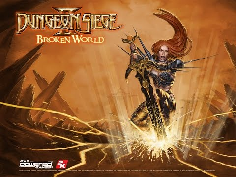 Dungeon Siege 2-Broken World (Gameplay)