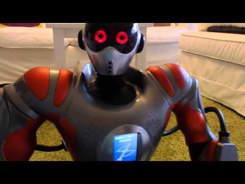 ROBO TOYS | WOWWEE RS MEDIA™ ROBOTER - DEUTSCHE SPRACHAUSGABE!