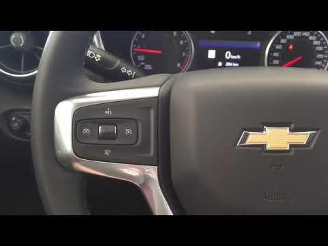 2019 Chevrolet Blazer 3 6 True North Awd Sunroof Navigation
