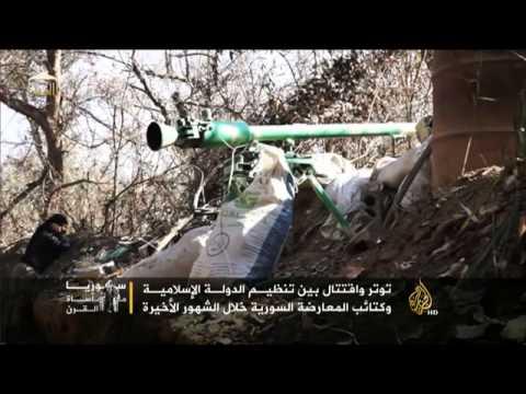 دور تنظيم الدولة الإسلامية في سوريا