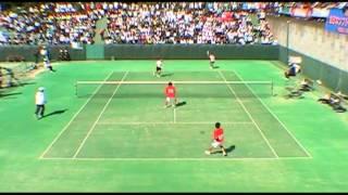 '07 全日本ソフトテニス選手権大会 男子準決勝 1-1 佐々木洋介 検索動画 23