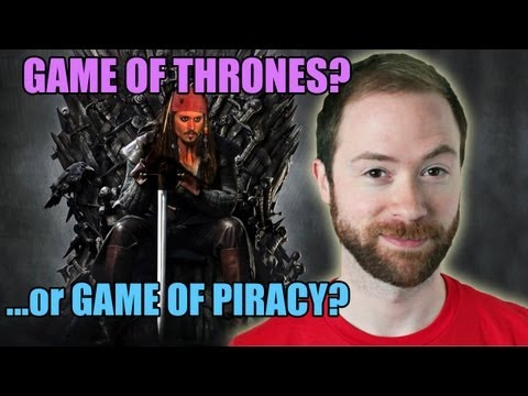 Is Piracy Helping Game of Thrones?  Idea Channel  PBS Digital Studios
