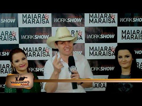 Waguinho Animal - Show Maiara e Maraisa em Expô de Araçatuba 16/07/16