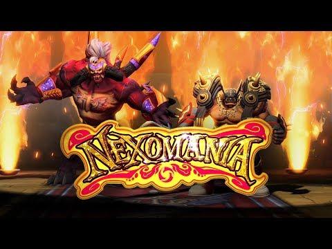 Train Up for Nexomania!