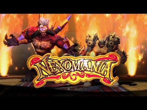 Train Up for Nexomania!
