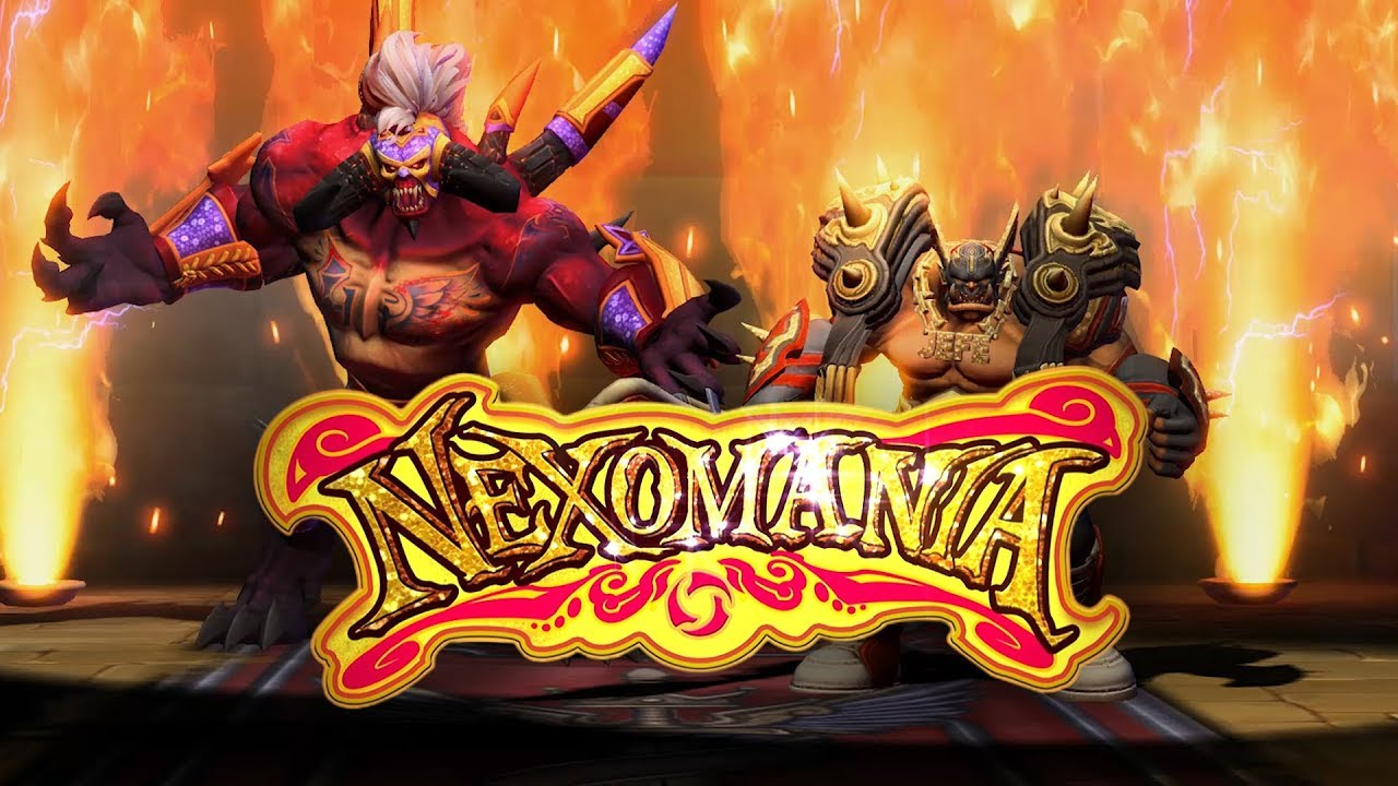 Nexomania - Heroes of the Storm Wiki