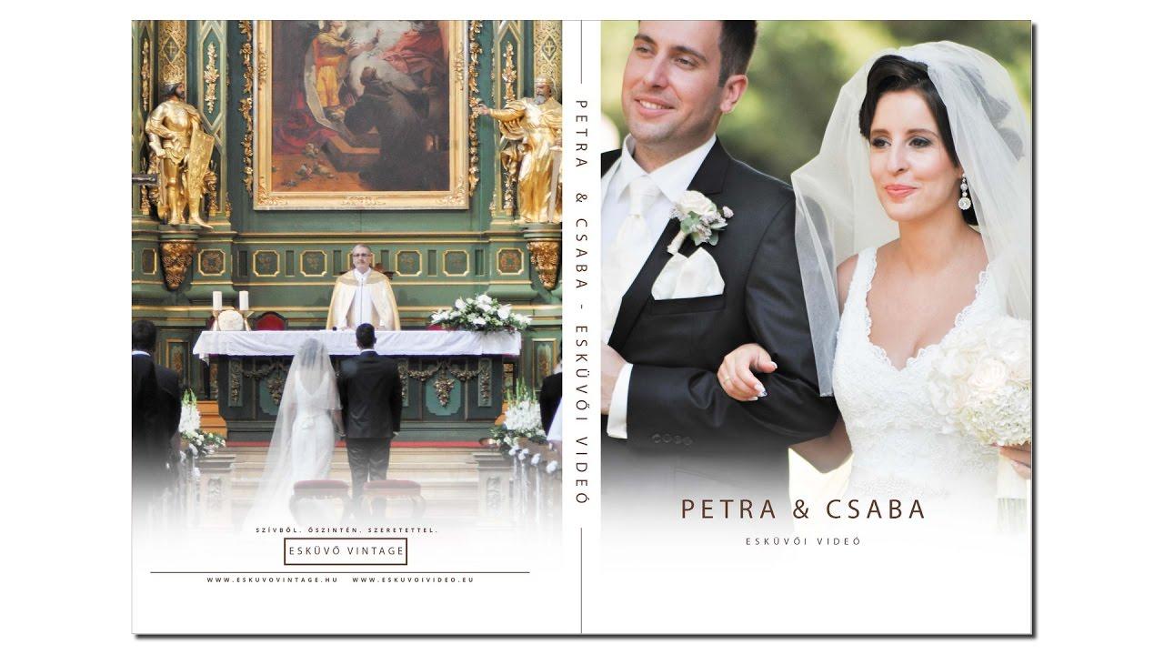 f828235cee Esküvői videó & Esküvői film - a maradandó emlék