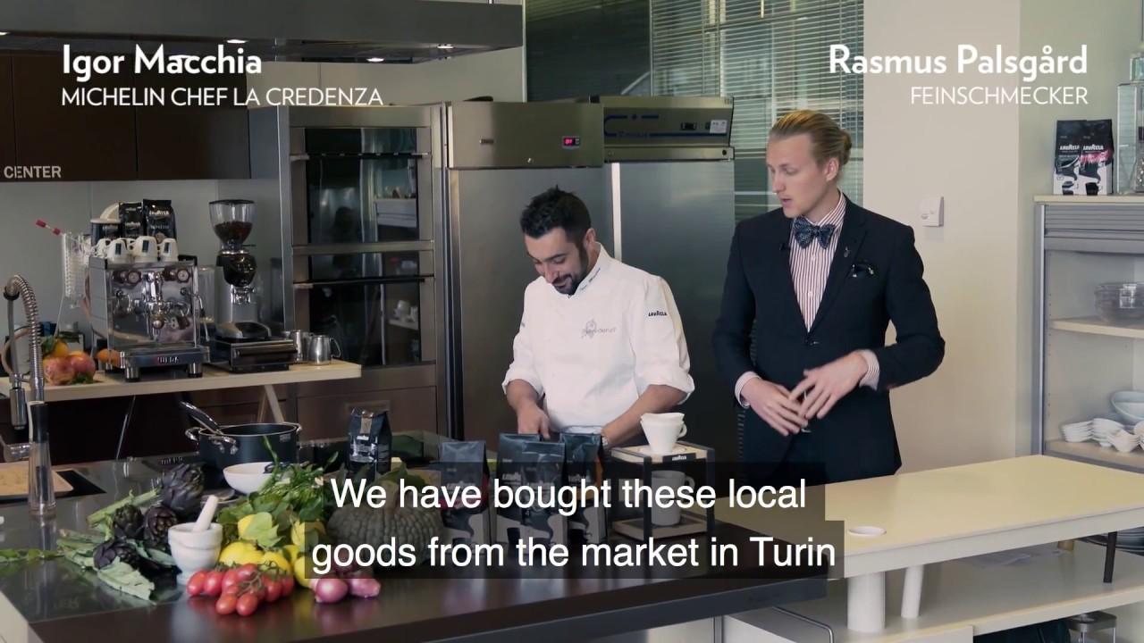 La Credenza Torino Michelin : Masterchef dk torino e youtube