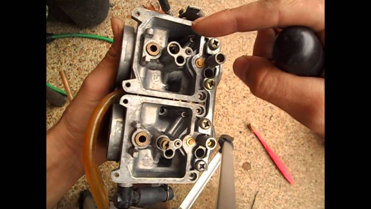 Ninja 250 Carb Cleaning Tips