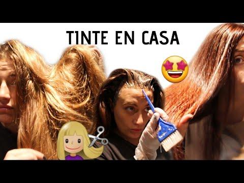 COMO TEÑIRTE EL CABELLO EN CASA CORRECTAMENTE (Estudié peluquería😊👍🏼) | Sara Bruno