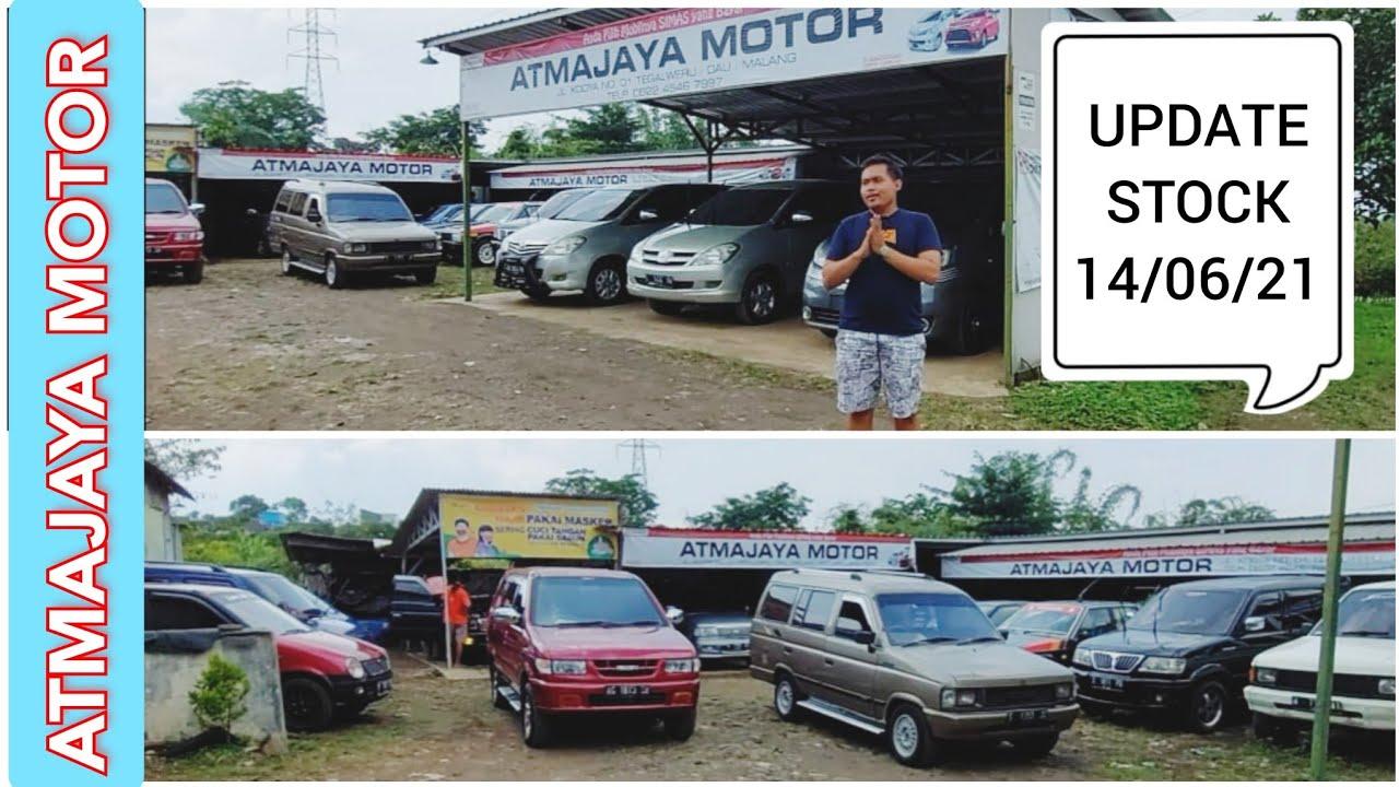 Atmajaya motor malang update stock 14 juni 2021