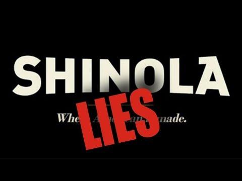 Shinola: Built In Lies