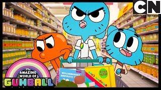 Gumball Türkçe   Sınır   Çizgi film   Cartoon Network Türkiye