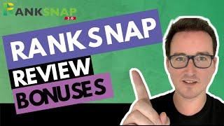 Ranksnap 3.0 Review - Rank anything in a snap