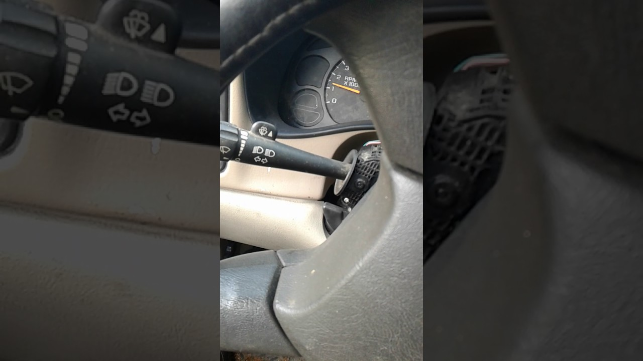 03 Chevy tahoe rpms crAzy not shifting into gears