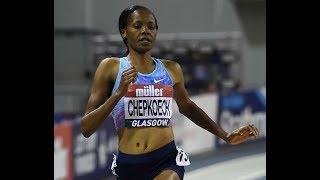 Beatrice Chepkoech smashes Women's 3,000 m steeplechase World Record | #KTNScoreline
