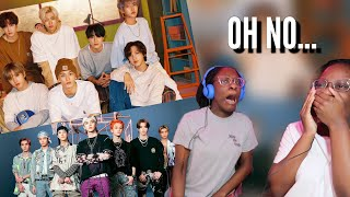 NCT DREAM '무대로 (Déjà Vu;舞代路)' Track Video + NCT U 엔시티 유 'Misfit' Track Video | REACTION (NO)