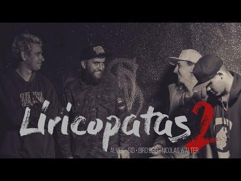 Liricopatas 2 - Alves, Sid, Biro Biro, Nicolas Walter Prod. DJ Caique