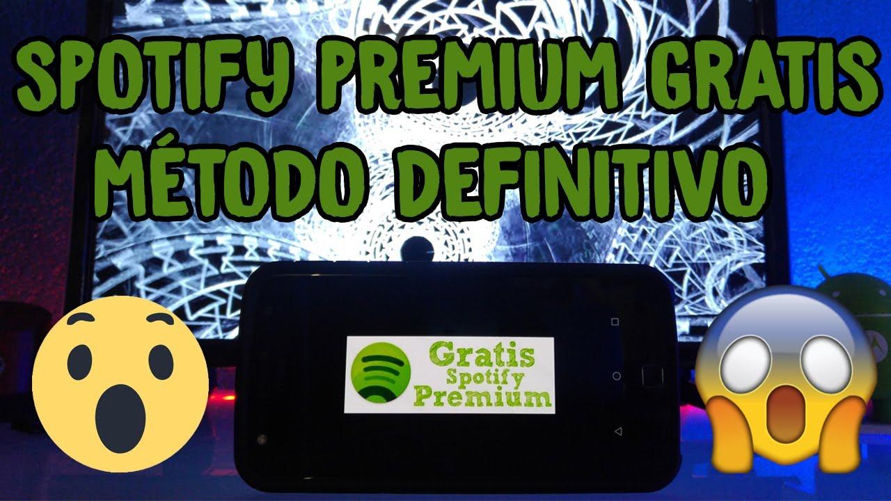 Como tener spotify premium gratis para siempre iphone