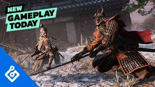New Gameplay Today — Sekiro: Shadows Die Twice