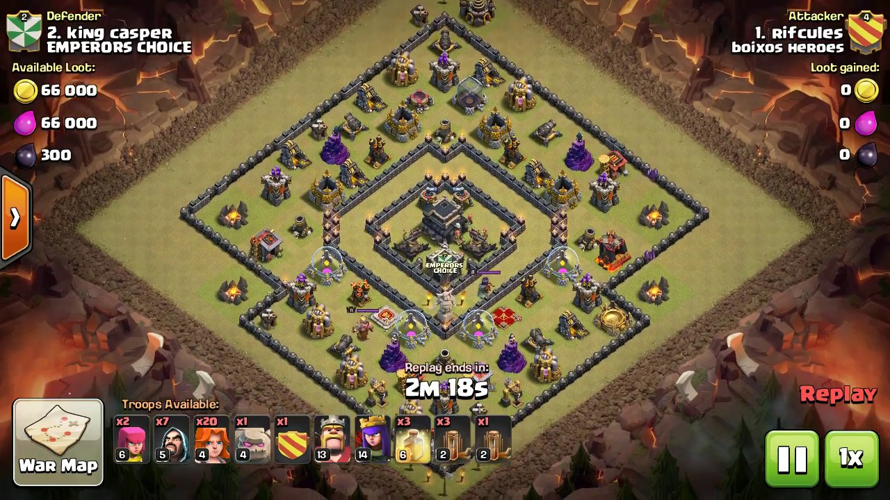 Base Coc Th 9 Muter 6