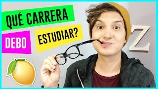 COMO ELEGIR UNA CARRERA UNIVERSITARIA | TEST VOCACIONAL | REGRESO A CLASES | ÚTILES ESCOLARES