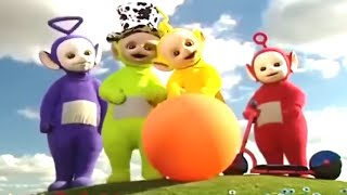 1 Hour of Arts + Crafts Compilation! - Classic Teletubbies