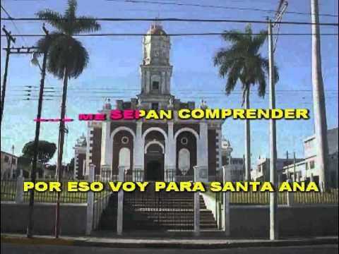 Los Cristians - Yo ya me voy para Santa Ana (Karaoke)
