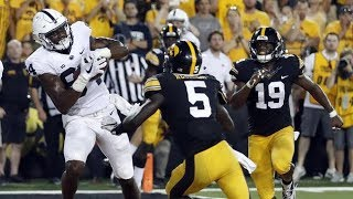 Penn State's THRILLING Last Second Victory Over Iowa!