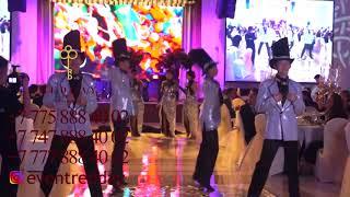Кабаре шоу Вива танец Кабаре Астана 2018